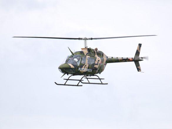 Bell OH-58B Kiowa '3C-OH' © Doppeladler.com