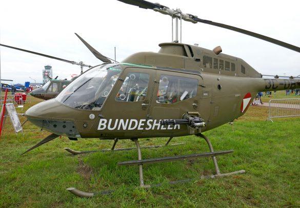 Bell OH-58B Kiowa '3C-OB' © Doppeladler.com