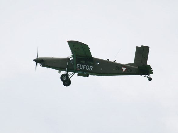 Pilatus PC-6 Turbo Porter '3G-EE' © Doppeladler.com