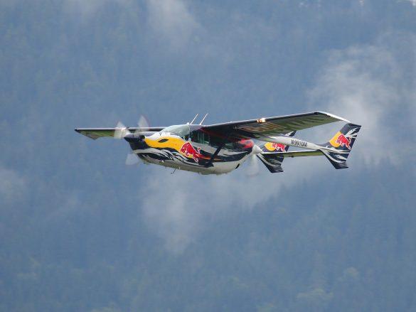 Cessna 337 Skymaster Push Pull 'N991DM' © Doppeladler.com