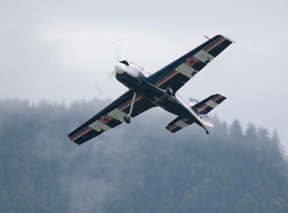 Sukhoi Su-29 'N69KL' der Flying Bulls © Doppeladler.com