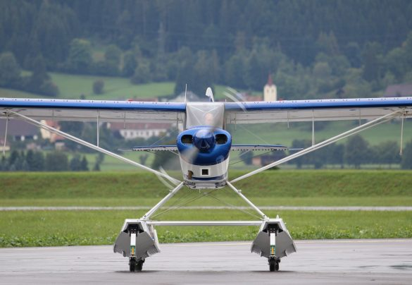 Aviat A-1B Husky 'OE-CKW' © Doppeladler.com