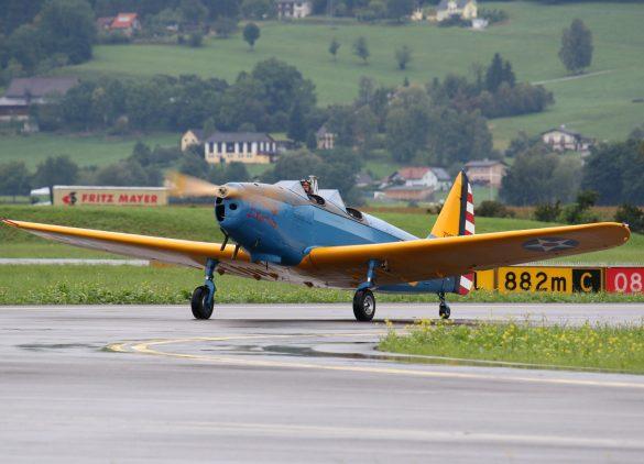 Fairchild PT-19 Cornell 'N50429' der Flying Bulls © Doppeladler.com