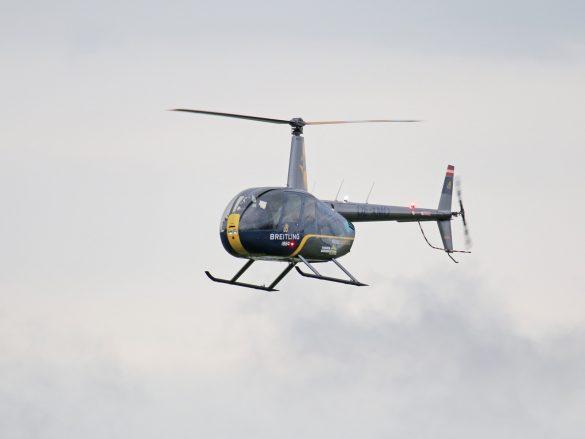 Robinson R44 'OE-XMO' © Doppeladler.com