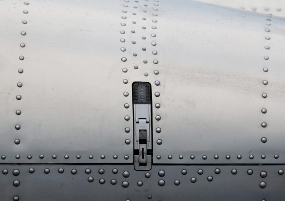 Saab 105 Oe - Spitzentechnologie der 1960er Jahre © Doppeladler.com