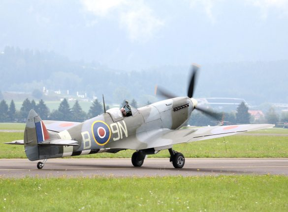 Supermarine Spitfire Mk. XVIe 'TE184' © Doppeladler.com