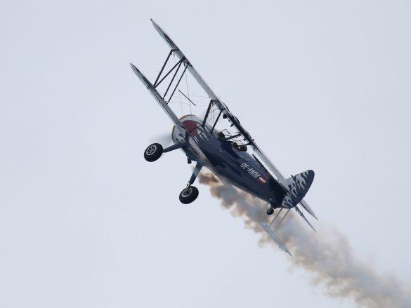 Boeing PT-17 Stearman 'OE-AMM' der Flying Bulls © Doppeladler.com