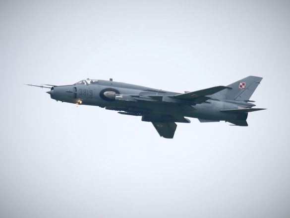 Sukhoi Su-22M4 Fitter K '3819' aus Polen © Doppeladler.com