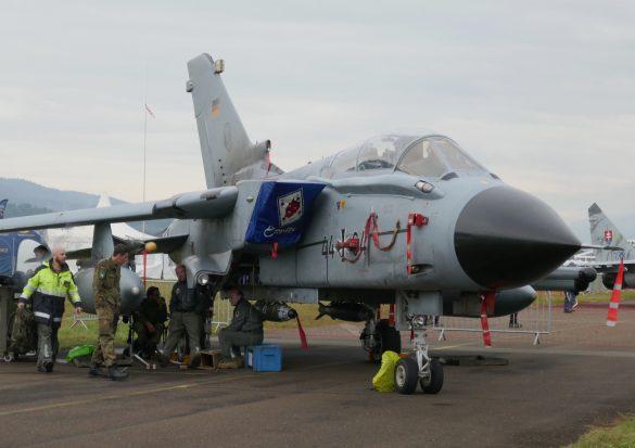 Panavia Tornado IDS '44+64' © Doppeladler.com