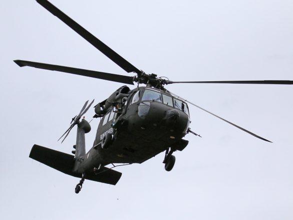 Sikorsky S-70A-42 Black Hawk '6M-BE' © Doppeladler.com