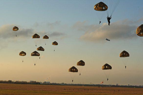 Landung © Bundesheer