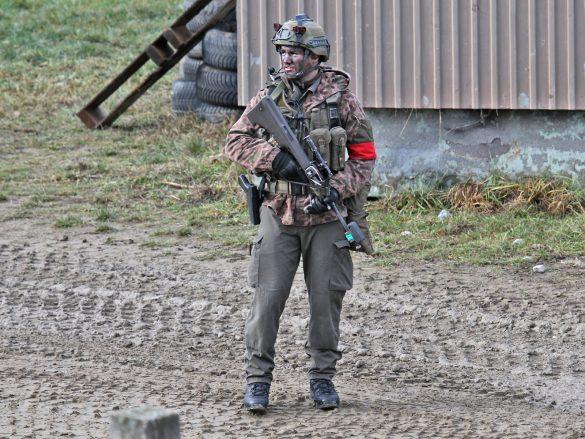 Die Rotländer denken nicht daran, Steinbach friedlich zu übergeben © Doppeladler.com