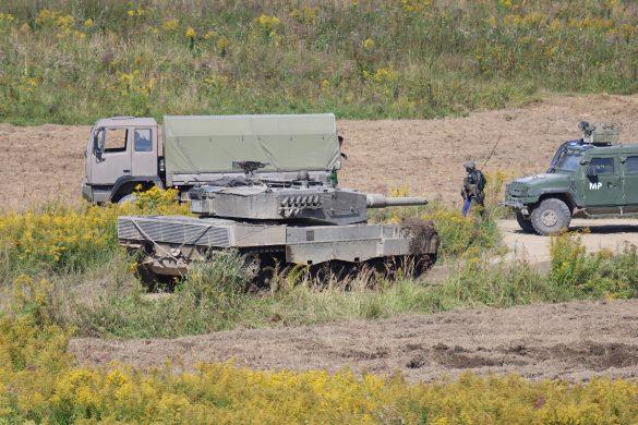 Die verbliebenen Extremisten wurden gefangen genommen © Doppeladler.com