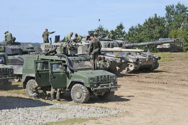 Die Eingreiftruppe der 4. Panzergrenadierbrigade © Doppeladler.com
