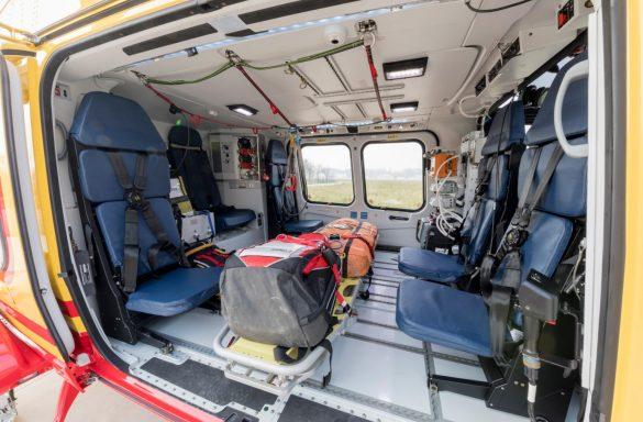 Ausstattungsvariante für AW169 Rettungshubschrauber © Leonardo