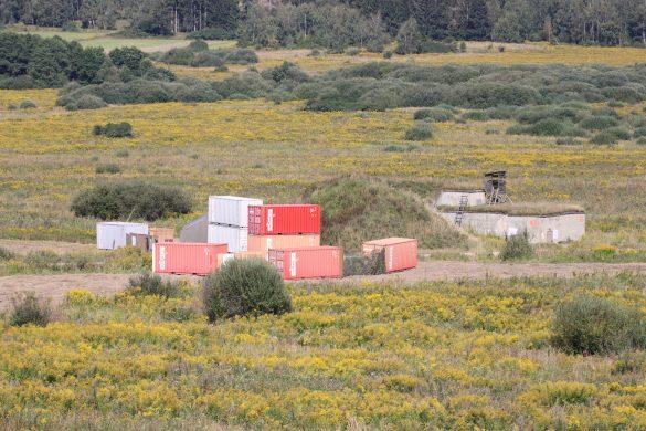 Im Raum Zwettl haben Extremisten ein Ausbildungslager errichtet © Doppeladler.com