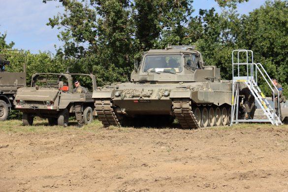 Leopard in Fahrschulausführung © Doppeladler.com
