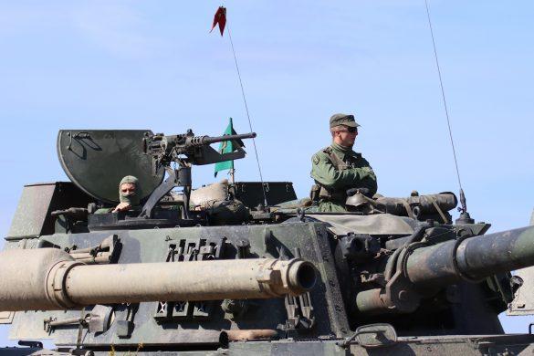 155 mm Panzerhaubitze M-109 A5Ö © Doppeladler.com