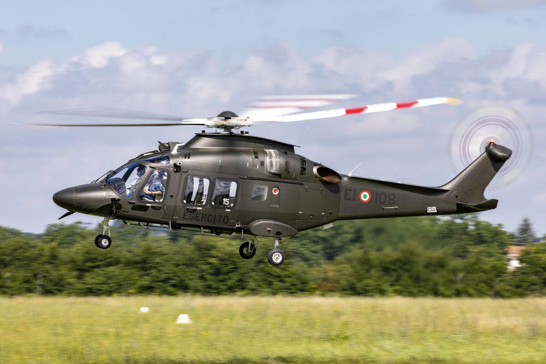 Leonardo Helicopters AW169M / UH-169B © Esercito Italiano