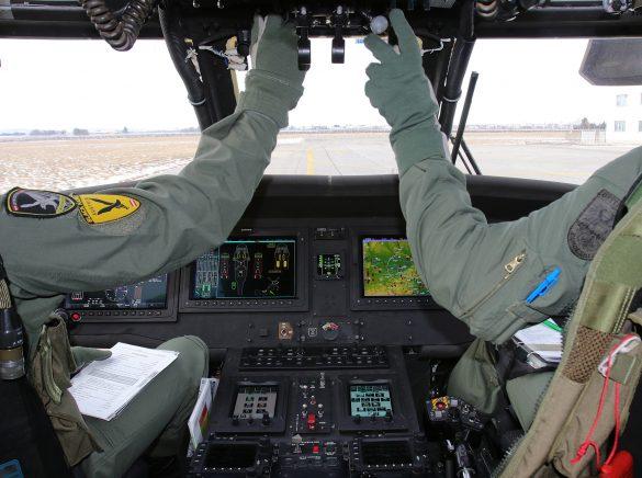 Das neue Ace Deck VL-60 Cockpit © Georg Mader